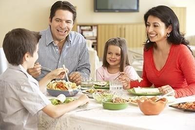 Family Dinner 400px