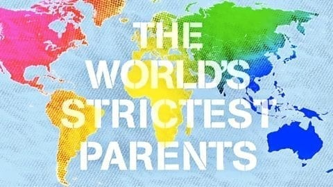 The Worlds Strictest Parents logo