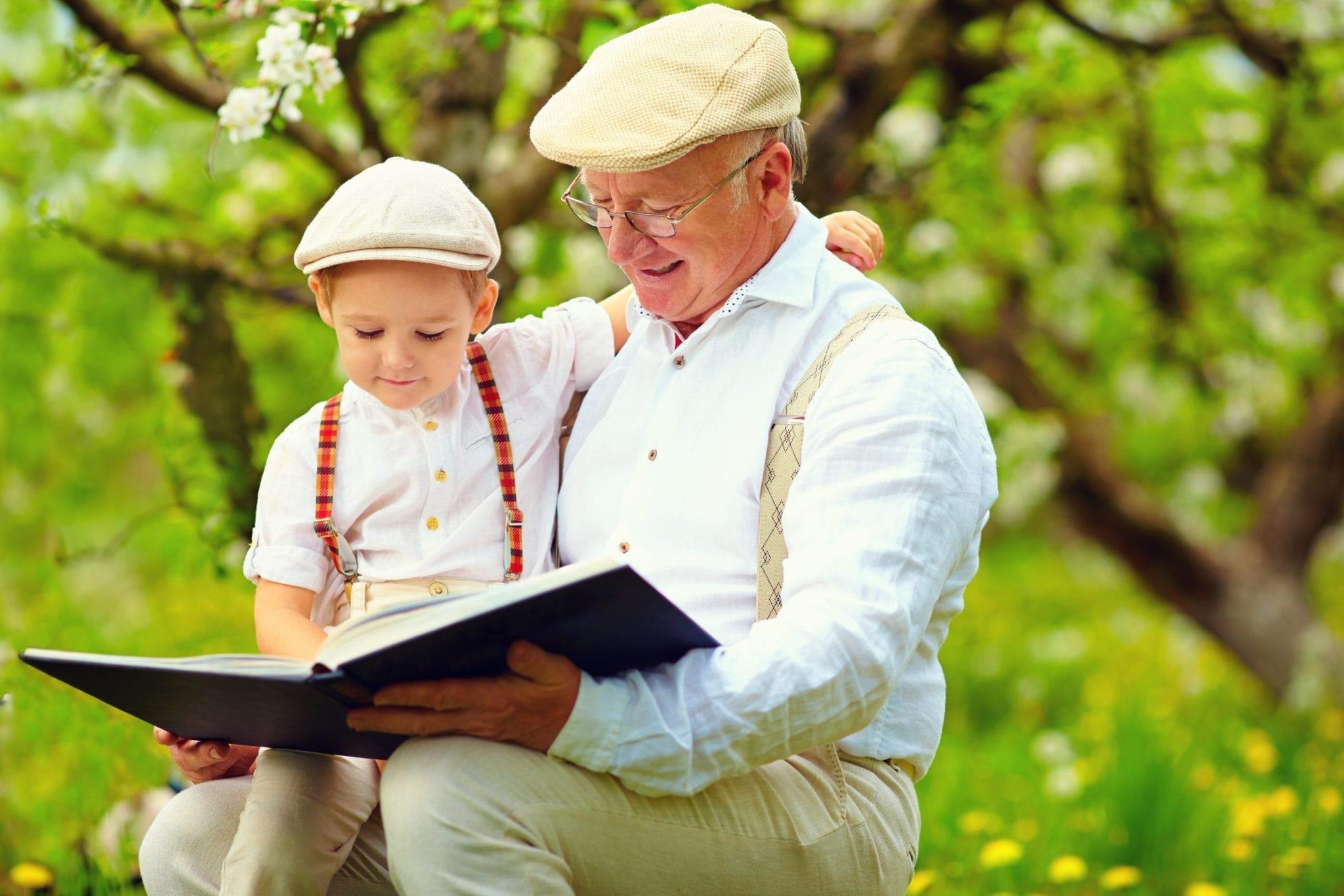 Grandparent Power for a Better Society