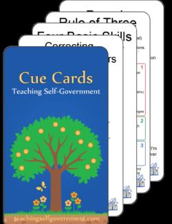 Cue Cards