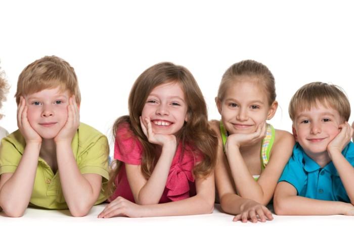 Happy children - AdobeStock_66697328