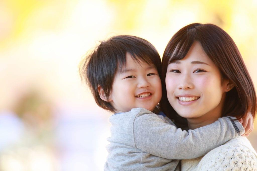 charitable parenting