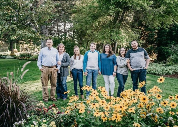 Peck Family 2019