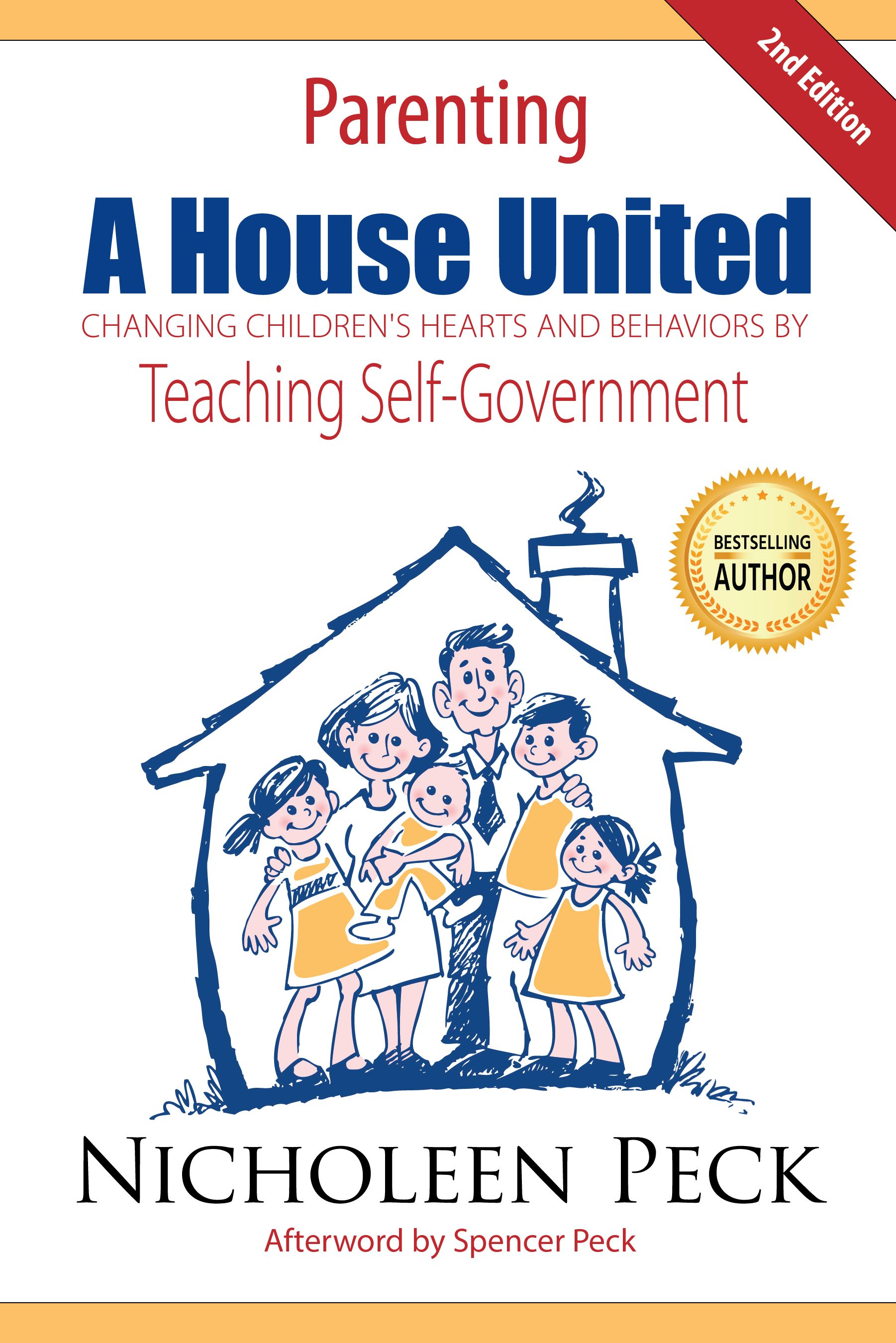 Parenting A House United 2nd Edition