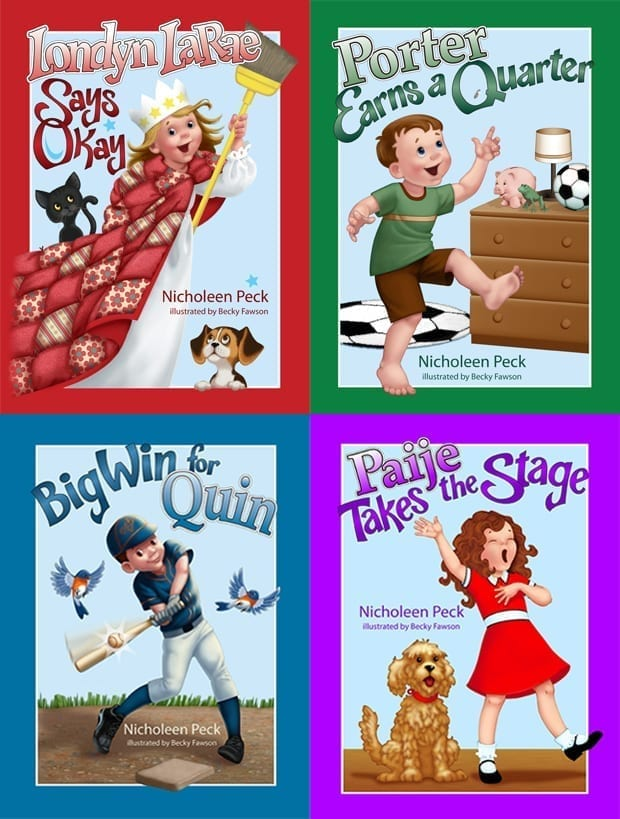 Children's Books Package