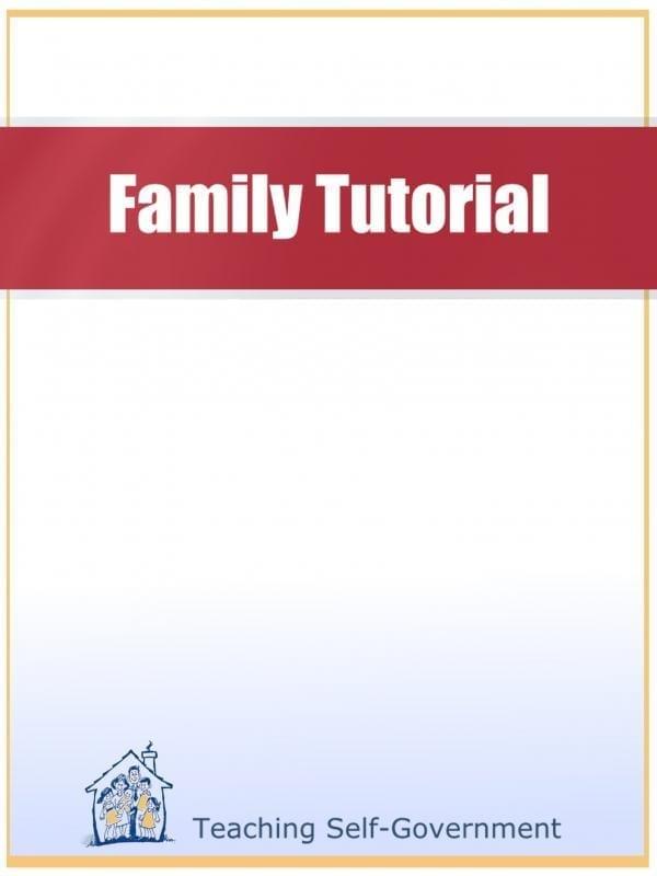 Family Tutorial DVD Movie