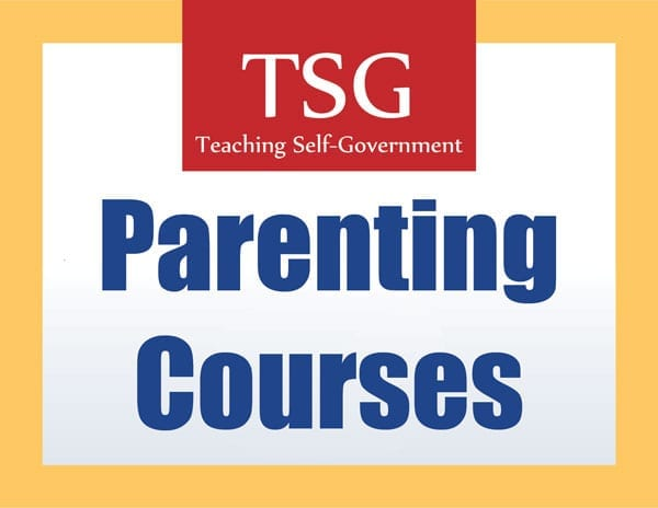 TSG Parenting Courses